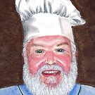 Chef Brian by Rita Deegan