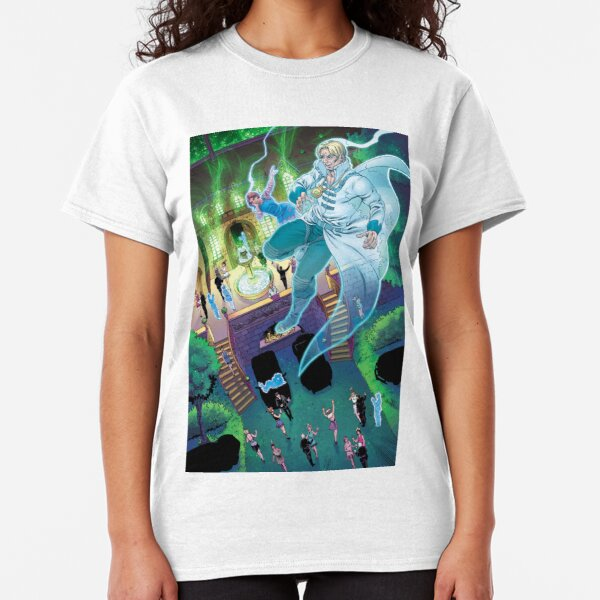 Floating in Astral Space Above a Flapper Party Classic T-Shirt