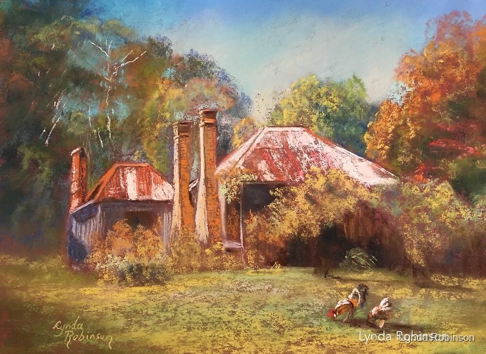 'Hill End, New South Wales' by Lynda Robinson