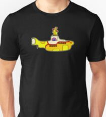 Camiseta unisex Yellow Submarine