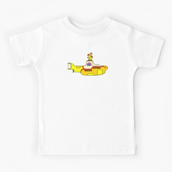 Yellow Submarine Kids T-Shirt