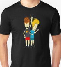 Beavis und Butthead Slim Fit T-Shirt