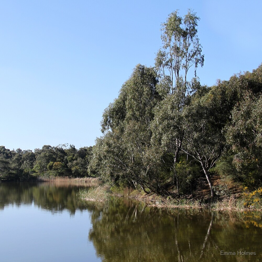 Lake by Emma Holmes
