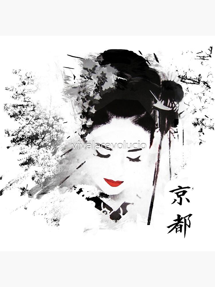 Kyoto Geisha by vivalarevolucio