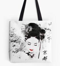 Kyoto Geisha Tote Bag