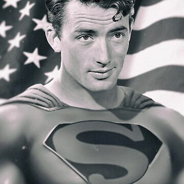 50s Super Guy by BarrettDigital