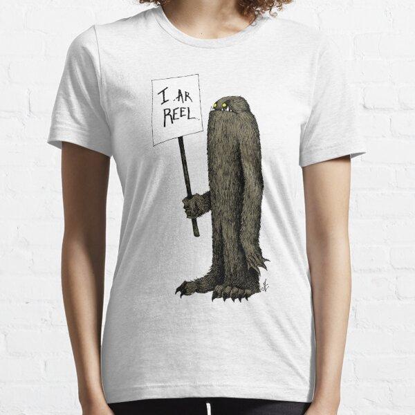 Bigfoot the Subtle Cryptid Essential T-Shirt