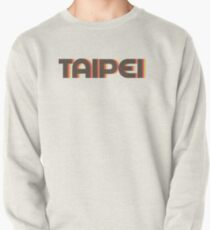 Taipei Retro Pullover Sweatshirt