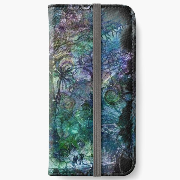 The Atlas of Dreams - Color Plate 190 iPhone Wallet