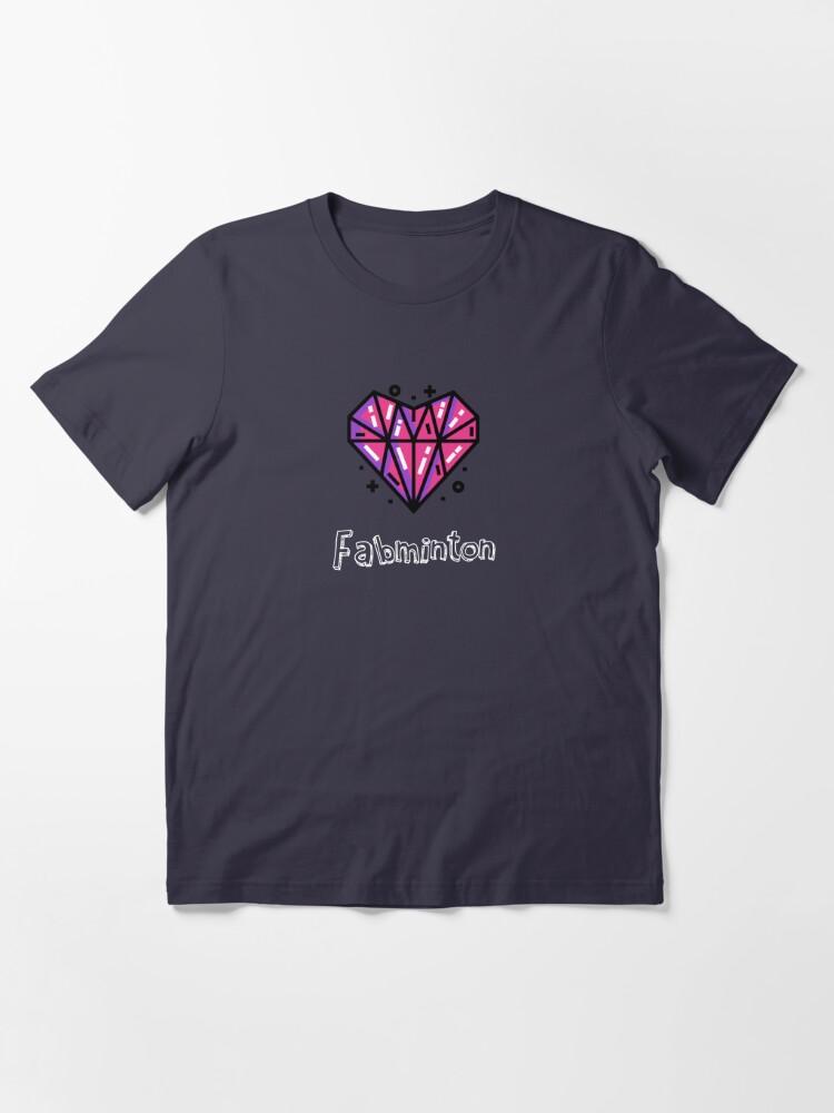 Alternate view of Fabminton Essential T-Shirt