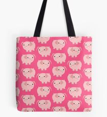 Cute Cartoon Pigs Accessories by Cheerful Madness!! Tote Bag