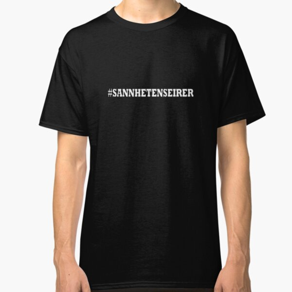 Sannheten seirer - white Classic T-Shirt