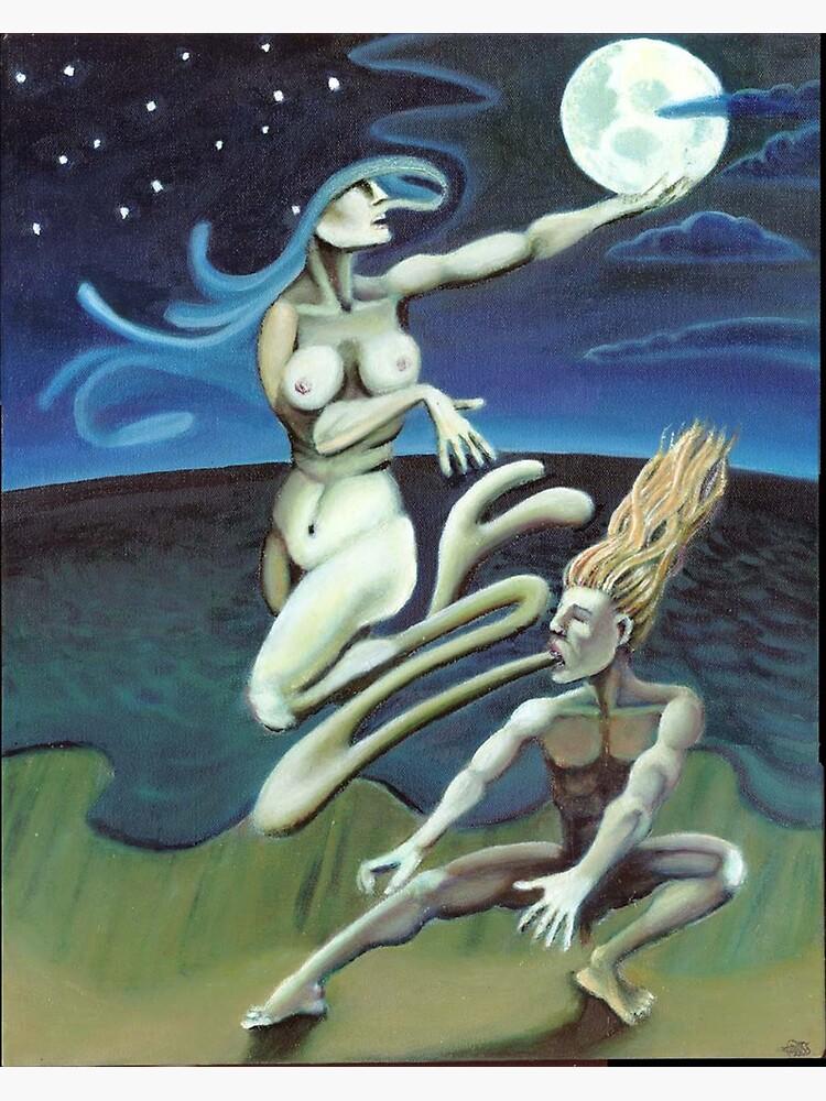Moon Priestess by dajson