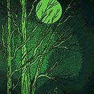 Neon Moon by linmarie