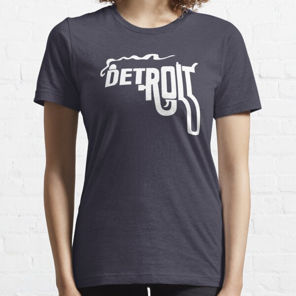 detroit smoking gun Essential T-Shirt
