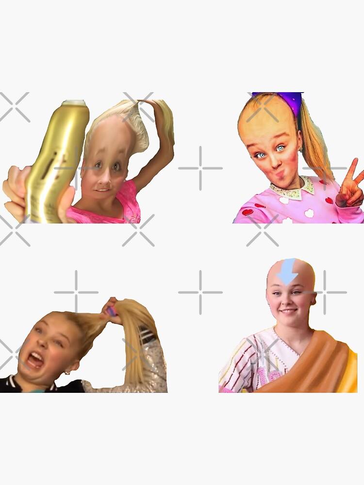 jojo siwa balding by AndreSchilder