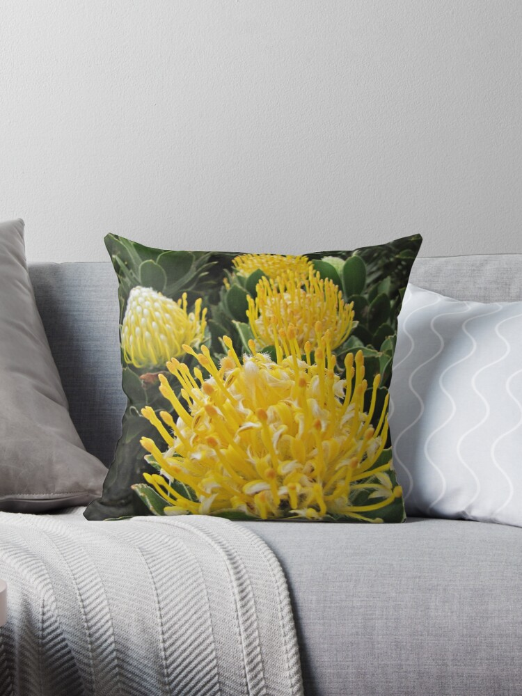 Leucospermum conocarpodendron - Tote bag by Lee Jones