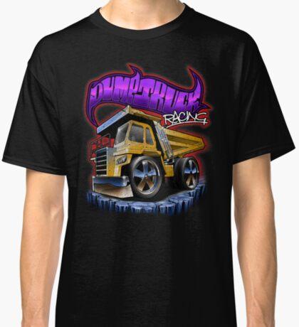 Dump Truck Racing Digger Dumper Toy Classic T-Shirt