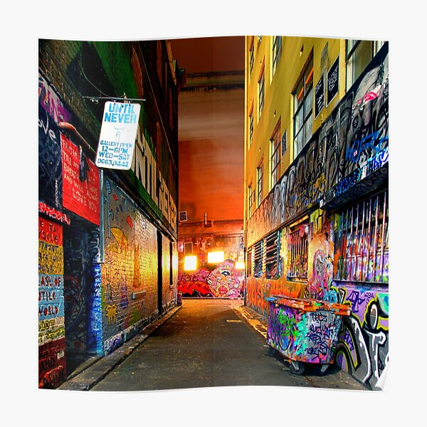 Urban Art Poster