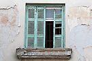 Plaka Window by Emma Holmes