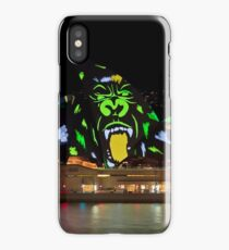 Gorilla Sails - Sydney Opera House - Sydney Vivid Festival iPhone Case/Skin