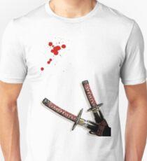 Oren Ishii… bloodied Unisex T-Shirt