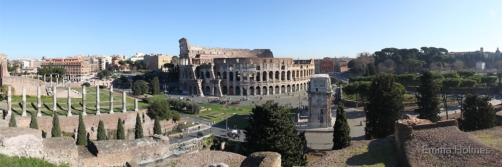 Classic Rome by Emma Holmes