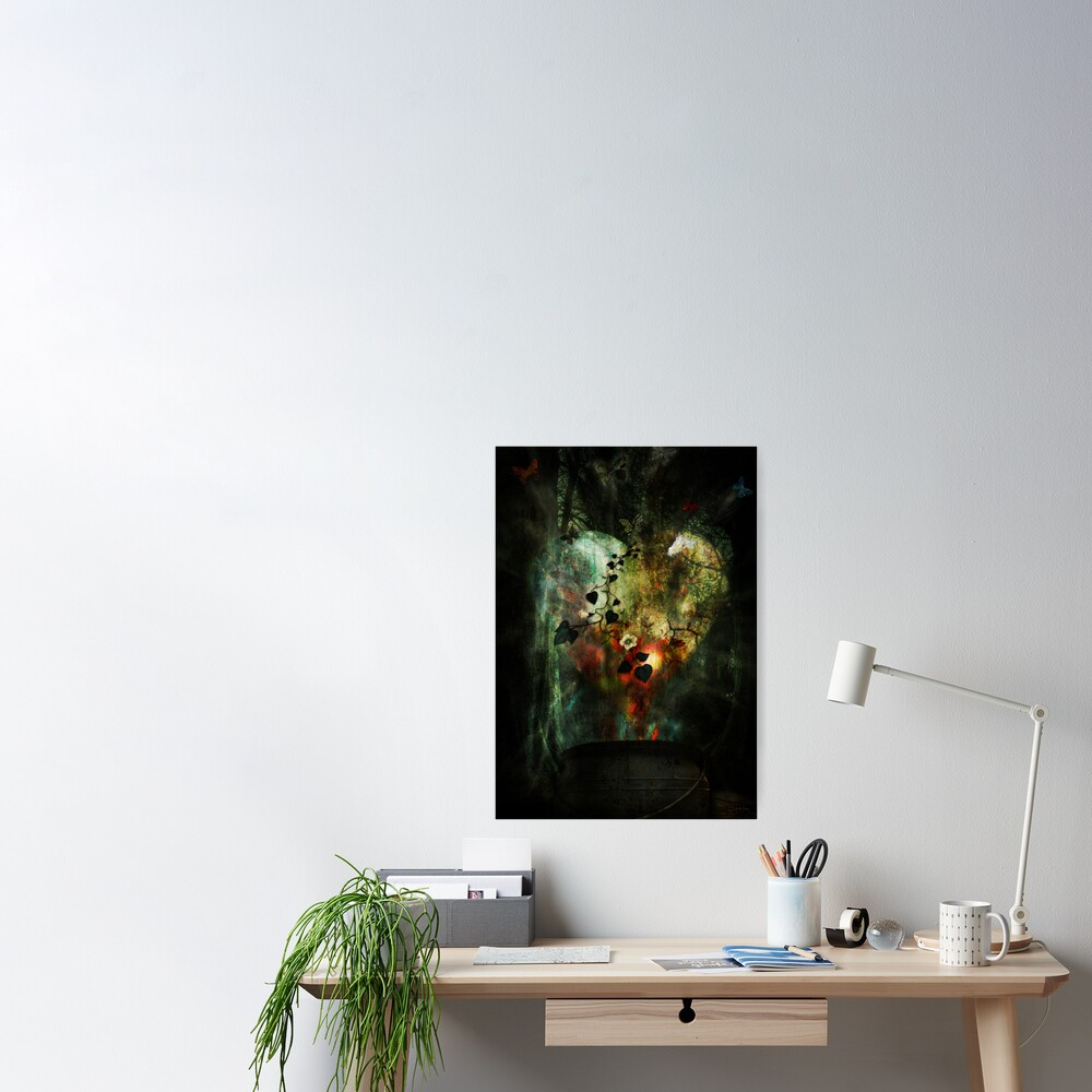 Heart of All Poster
