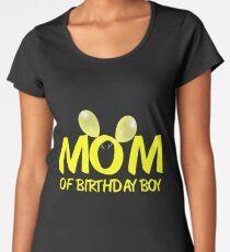 Happy Birthday Mom Womens Premium T Shirt
