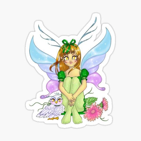 Happy Messenger Sticker