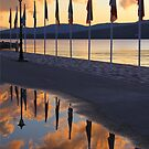 Pier Reflections by Emma Holmes