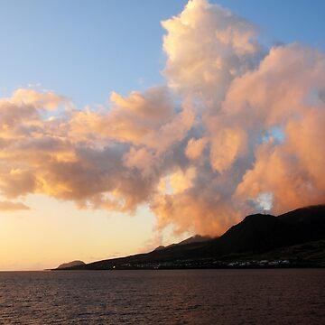 Sunset Island by erozzz