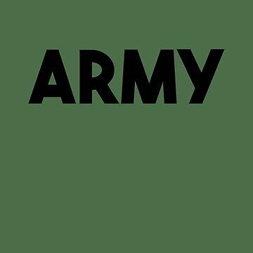 Army by RetroFuchs