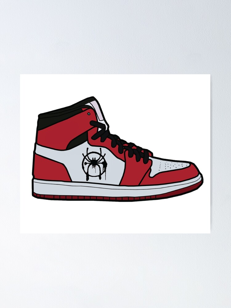 Into the Spider-Verse Shoe\