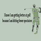 Getting Better at Golf by FrankieCat