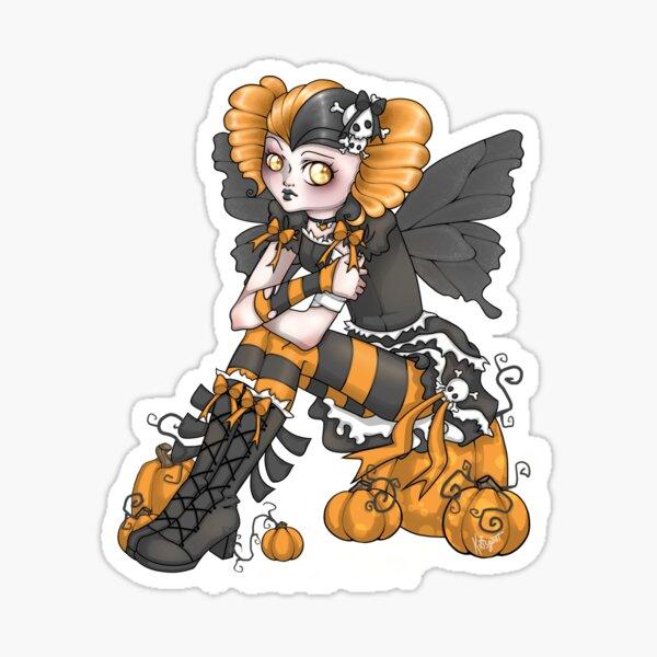 Dark Halloween Sticker