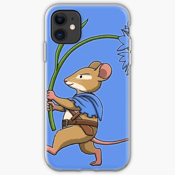 Cornflower Blue iPhone Soft Case