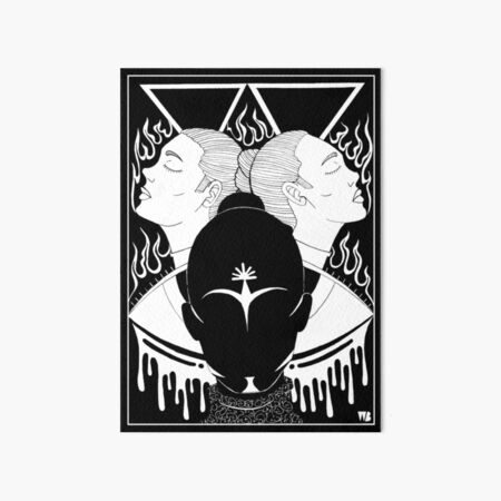 Phantasmagoria Art Board Print