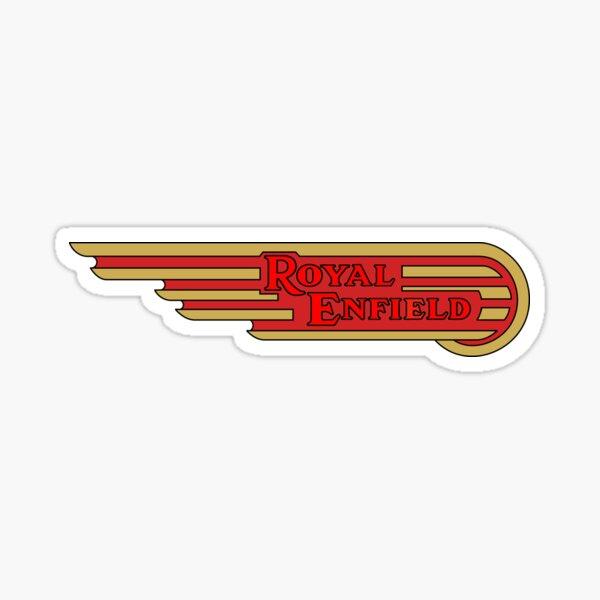 Royal Enfield - Badge de char Sticker