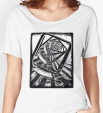 The Designer Designing Women's Relaxed Fit T-Shirt