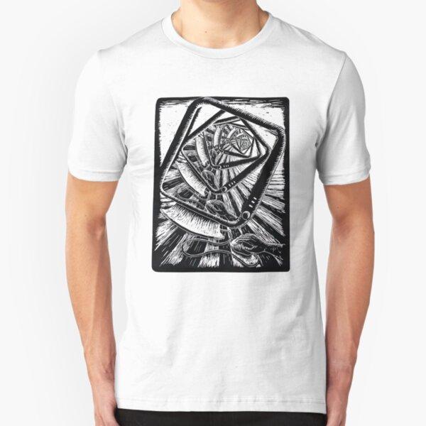 The Designer Designing Slim Fit T-Shirt