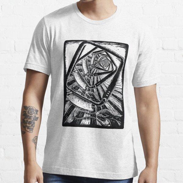 The Designer Designing Essential T-Shirt