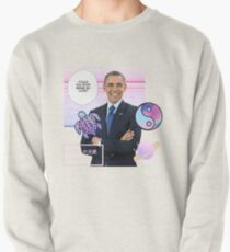 Cute Obama Edit #1 Pullover