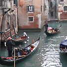 Venice Old Centre by Emma Holmes
