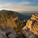 Cathedral Ranges - South Jawbone by Timo Balk