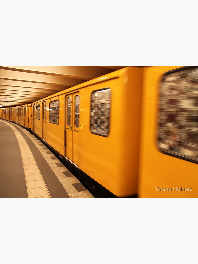 Gelb Bahn by ELHolmes