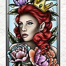 Scottish royal by jordannelefae