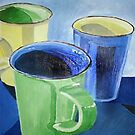 Mugs by Christopher Clark
