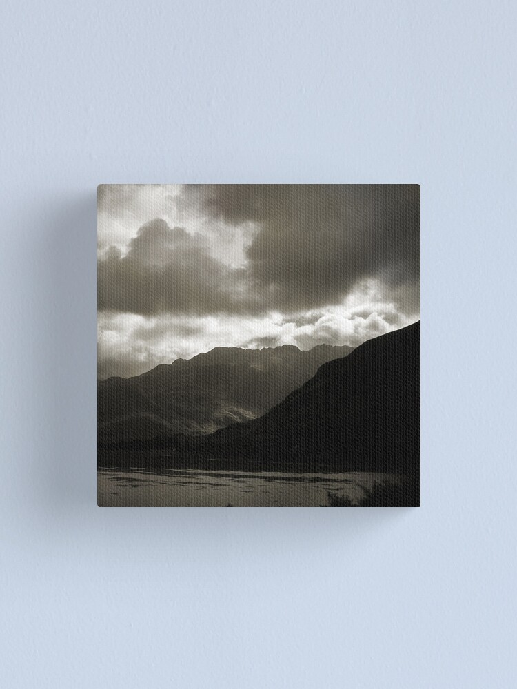 Alternate view of Light in the Glen Canvas Print