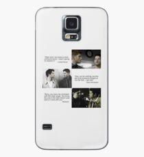 Destiel Case/Skin for Samsung Galaxy